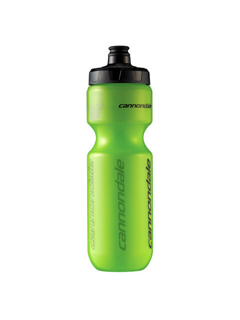 Cannondale Logo Fade Bottle 680 ml Trans Green